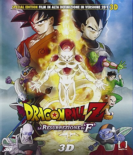 Dragon Ball Z - La Resurrezione di F (Blu- Ray 3D)