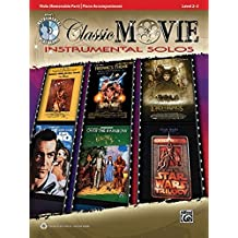 Classic Movie Instrumental Solos for Strings: Viola / Piano Accompaniment (incl. CD) (Pop Instrumental Solo)
