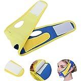 Facial Lifting Slimming Belt, V Line Mask Cheek Chin Lifting Band, Face Slimming Bandage Shaper Slimming Mask, Ladies Natural