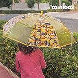 Minions Schirm Kinderschirm 37cm Stockschirm 2400-197