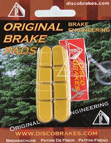 DiscoBrakes Shimano Dura-Ace Ultegra Bremsbeläge für Straßenbremsbeläge, kompatibel 105 BR-7800 -