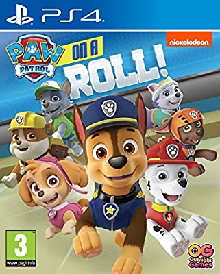 Paw Patrol: On a roll! - PlayStation 4 [Importación inglesa] por Bandai Namco Entertainment