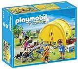 Playmobil Vacaciones - Tienda de campaña familiar (5435) - Playmobil - amazon.es