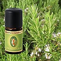 Primavera Bio Duftöle für Aromatherapie zu je 5ml, Duft:Rosmarin Campher Bio preisvergleich bei billige-tabletten.eu