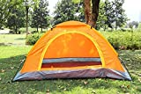 Portable Picnic Camping Tent Portable Waterproof Tent Outdoor and Camping Tent (For 4-5 Person) by Stvin