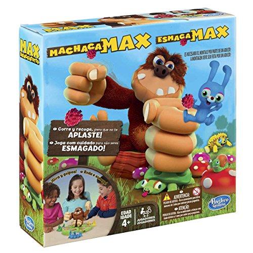 Hasbro Gaming- MAX Juego de Mesa