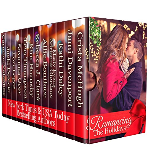 Romancing the Holidays: Twelve Christmas Romances - Benefits Breast Cancer Research