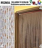 Insektenschutzvorhang aus PVC, Roma, 11Farben, 4Größen, in Italien hergestellt von BricoShopping - personalisierbar