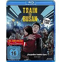 Train to Busan (inkl. Bonusfilm: Seoul Station) [Blu-ray]