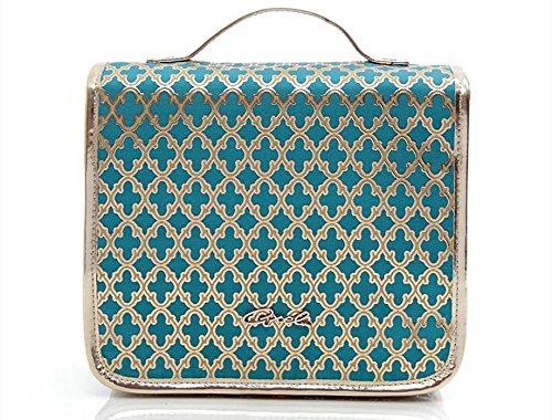 Sac Axel Cometic Bag Turquoise