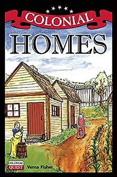 Colonial Homes (Colonial Quest) Epub Descargar