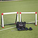 Precision Training aufblasbar Training Fußball Fußball Ziel 2er Set (1,2 m x 1m)