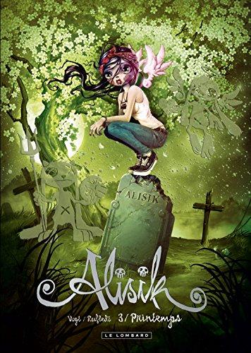 Alisik - tome 3 - Printemps