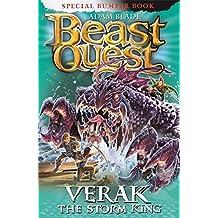 Verak the Storm King: Special 21 (Beast Quest)