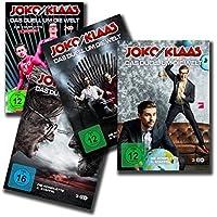 Joko gegen Klaas - Das Duell um die Welt: Alle 4 Staffeln: 1. + 2. + 3. + 4. Staffel