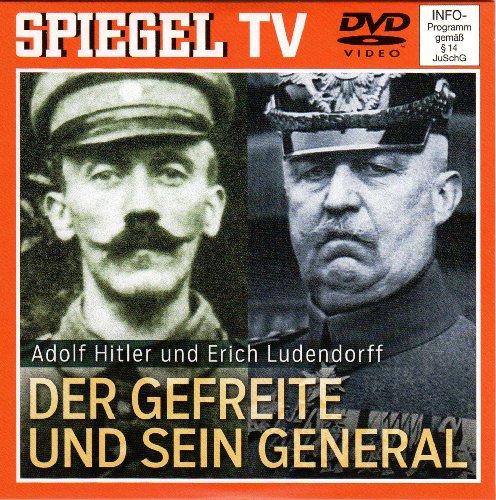 Spiegel TV DVD Nr. 42 : ADOLF HITLER UND ERICH LUDENDORFF - DER GEFREITE UND SEIN GENERAL UND DER ERSTE WELTKRIEG