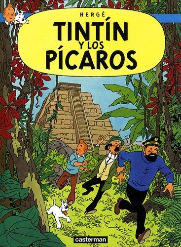 Tintin y los picaros (Mini - BD)