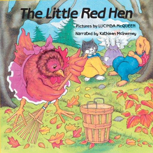 The Little Red Hen  Audiolibri