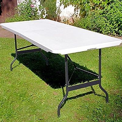 Klapptisch Buffettisch 182x76 Esstisch Garten Camping Tisch von u auf Gartenmöbel von Du und Dein Garten