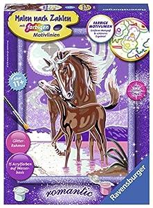 Ravensburger 4005556285556 Libro y página para Colorear Kit de Pintura por números - Libros y páginas para Colorear (Kit de Pintura por números, 1 páginas, Child, Niño/niña, 11 año(s), 18 cm)