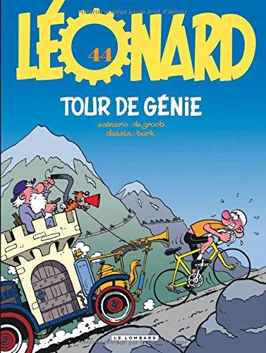 Léonard - tome 44 - Tour de génie - droits étrangers et réimps