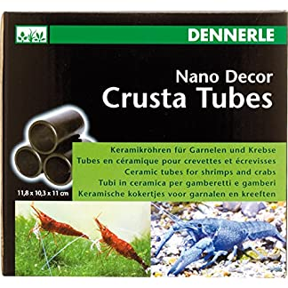 Dennerle Nano Decor Crusta Tubes, X-Large 14