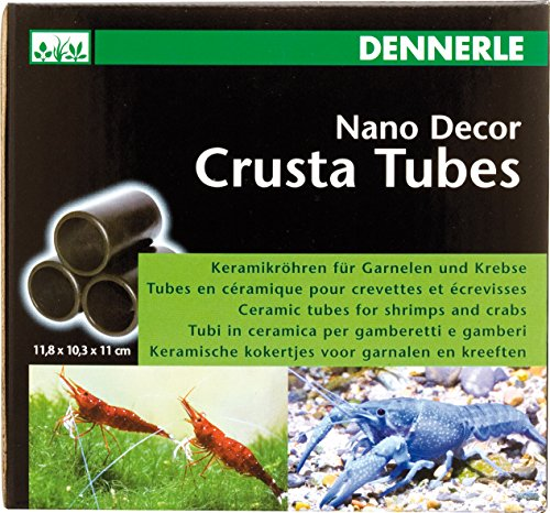 Dennerle Nano Decor Crusta Tubes, X-Large 1