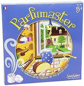 Sentosphere 420 - Jeu de Société Éducatif - Parfumaster la Maison de ma Grand-Mère