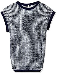 Pepe Jeans Womens Cotton Pullover (PIL0001585 4_Navy_X-Large)