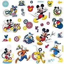 Pegatina de pared con diseño de Mickey Mouse Clubhouse - Mickey Mouse Clubhouse Capers Peel and Stick Wall Decals