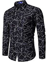841a581b68 Amazon.it: camicia nera - XS / Uomo: Abbigliamento