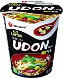 Nongshim Tempura Udon Cup Noodle Soup (confezione da 12)