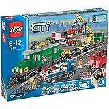 LEGO City 7898 - Großes Güterzug Set