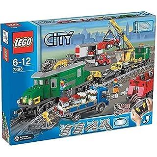 LEGO City 7898 - Großes Güterzug Set (B000EU1I1G)   Amazon price tracker / tracking, Amazon price history charts, Amazon price watches, Amazon price drop alerts