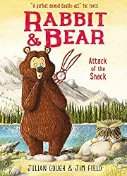 Attack of the Snack: Book 3 (Rabbit and Bear)