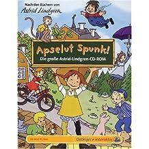 Apselut Spunk! Die große Astrid-Lindgren-CD-ROM
