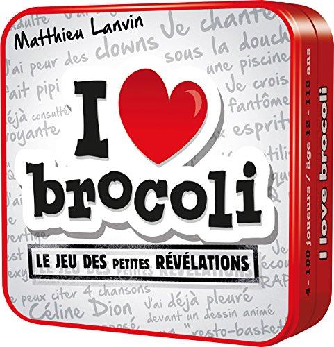 Asmodee-I Love Brocoli, cgilb01, no precisa