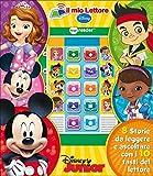 Scarica Libro Il mio lettore Disney Ediz illustrata Con gadget (PDF,EPUB,MOBI) Online Italiano Gratis