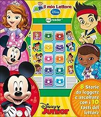 Idea Regalo - Il mio lettore Disney. Ediz. illustrata. Con gadget