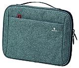 SWIZA Laptophüllen Laptop Sleeve Fausta für Tablet/Laptop 38, 1 cm, blau, M, 1012450210