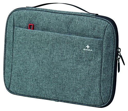 SWIZA Laptophüllen Laptop Sleeve Fausta für Tablet/Laptop 38, 1 cm, blau, M, 1012450210