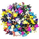 Funmo - 24 Piezas figuritas Monstruo, figuritas Monstruo Mini Figuras de plástico tamaño pequeño Regalo