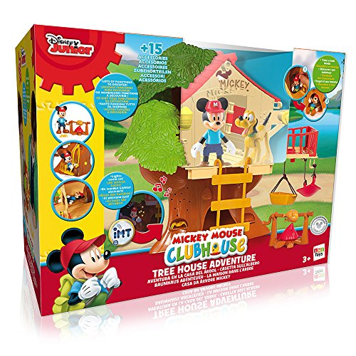 Image of Mickey Mouse Club House - Tree House Adventure
