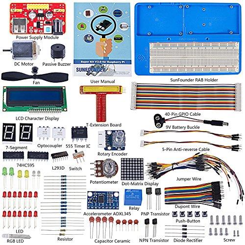 sunfounder-super-starter-learning-kit-v30-for-raspberry-pi-3-2-model-b-1-model-b-including-123-page-