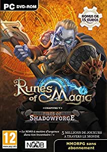 Runes of Magic V : Fires of Shadowforge