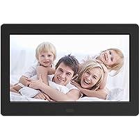 Digital Photo Frame 7 Inch, Rokurokuroku Digital Picture Frame with 1280x800 IPS Screen Image Preview Video Player…
