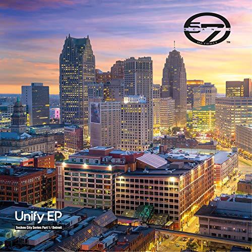 Unify EP (Techno City Series Vol.1 / Detroit) (Detroit City)