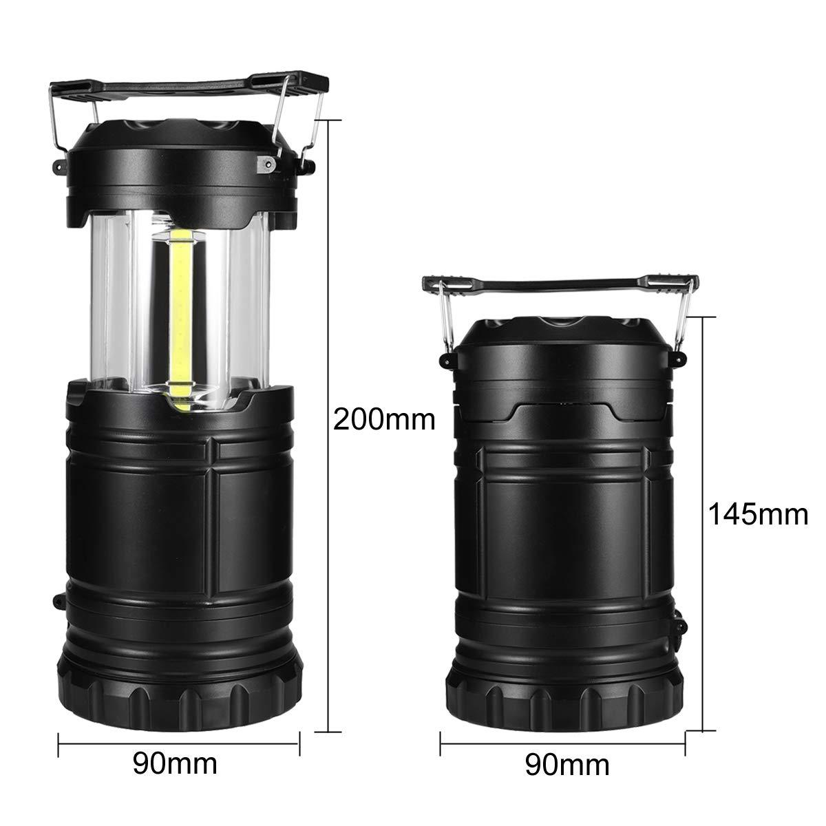 Copriwater Pieghevole Campeggio.Greensun Lampada Da Campeggio A Led Pieghevole Con 30 Led Funzionamento A Batteria Per Emergenza Luce Notturna Lanterna Portatile Da Giardino