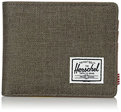 Herschel Supply Co. Men's Hank Bi-fold Wallet Canteen X Brown