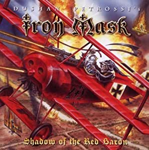 Shadow Of The Red Baron Cd+Dvd by Iron Mask (2010) Audio CD